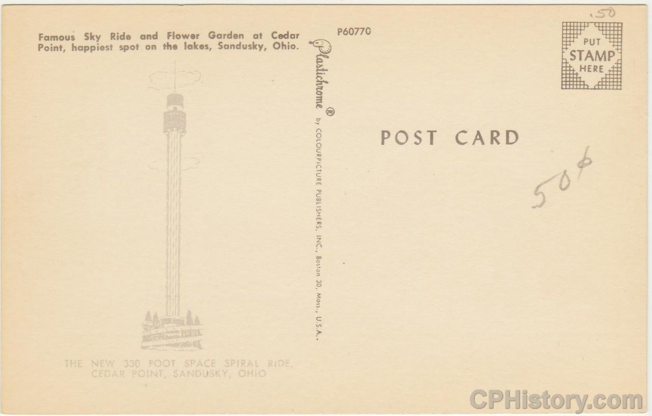 Sky Ride and Flower Garden - Postcard - Back.jpg