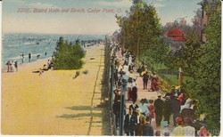 Board Walk and Beach