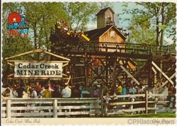 Cedar Creek Mine Ride