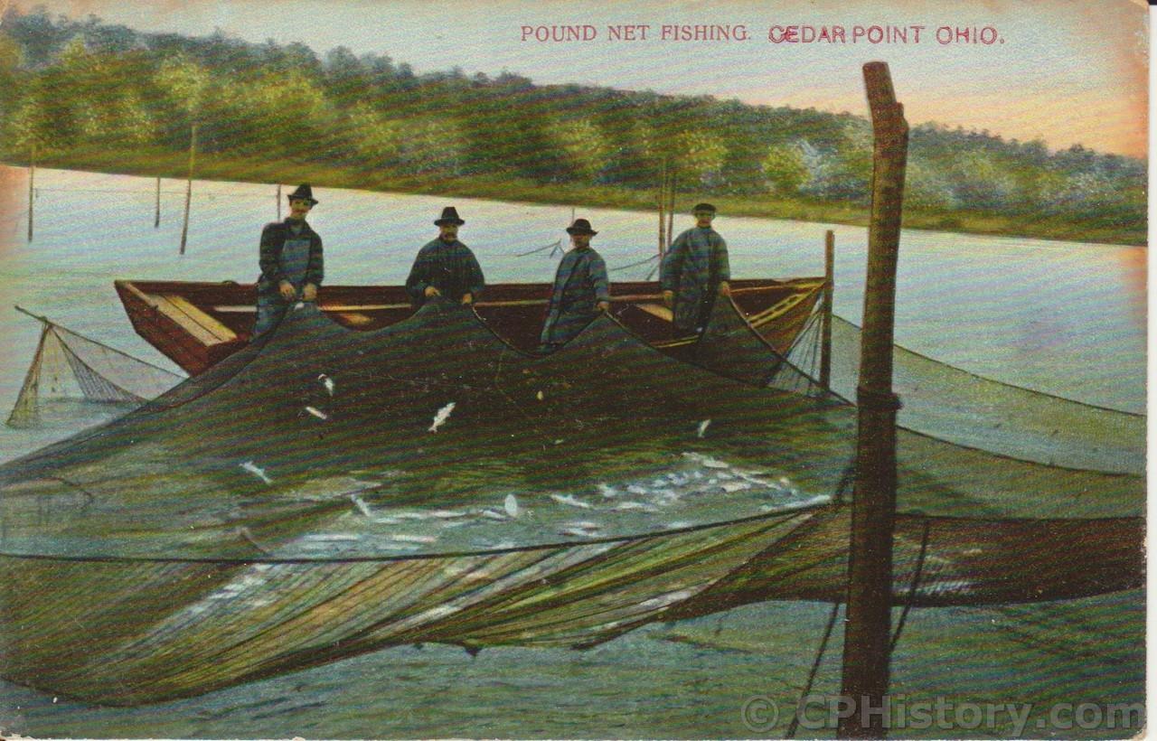 Pound Net Fishing Cedar Point Ohio - Front.jpg