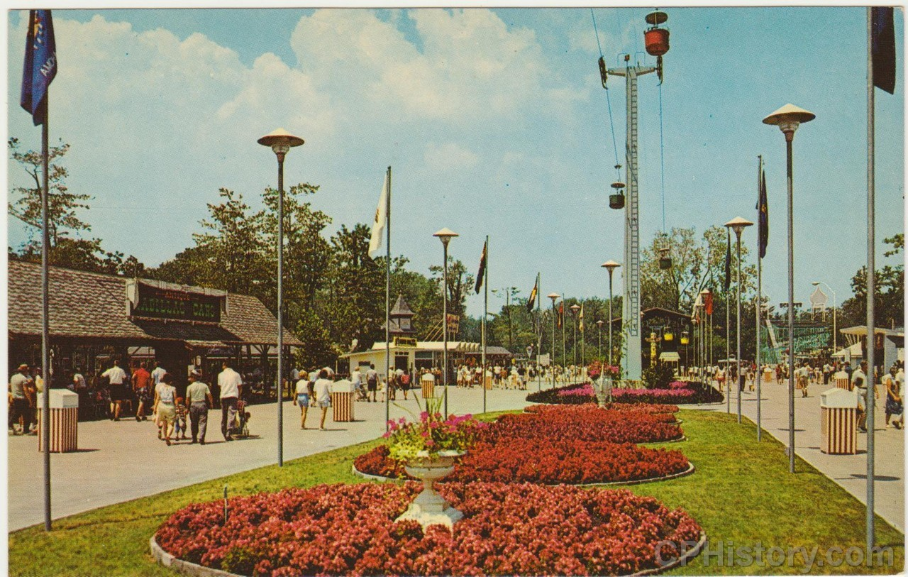 Sky Ride and Flower Garden - Postcard - Front.jpg